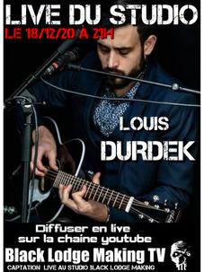 affiche concert LOUIS DURDEK.png