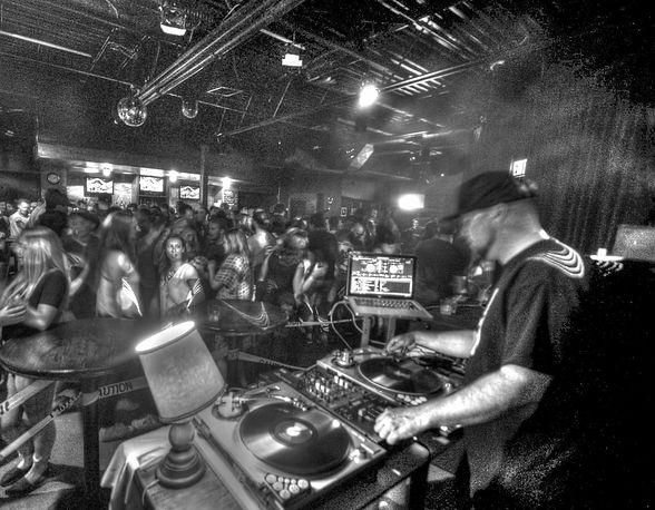 DJ Kenny in Jasper