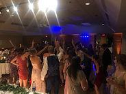 Wedding Party at the Sawridge Inn