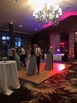 Wedding Dance at Jasper Park Lodge