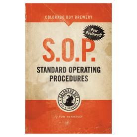 S.O.P. Standard Operating Procedures