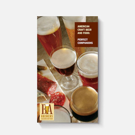 American Craft Beer and Food: Perfect Companions