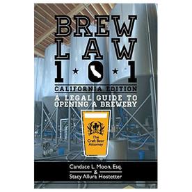Brew Law 101 - California