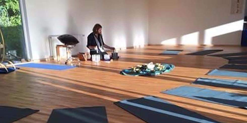 Healing Concert & Restorative Yoga