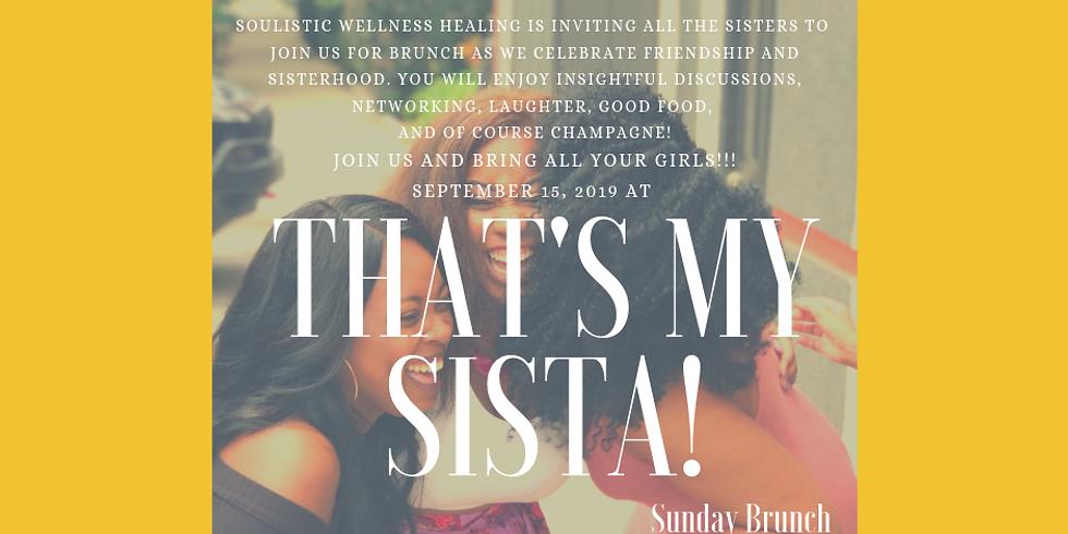 That's My Sista! Women's Day Brunch