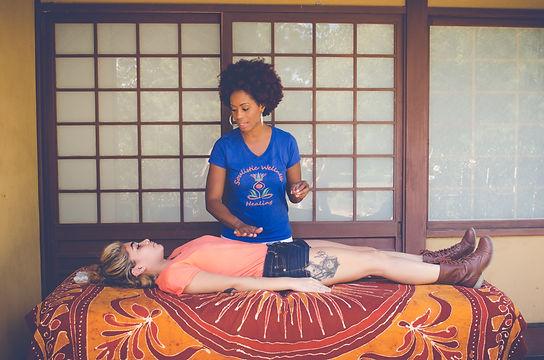 Soulstic Wellness Healing Reiki Certification with Reiki Master, Sharon Walker