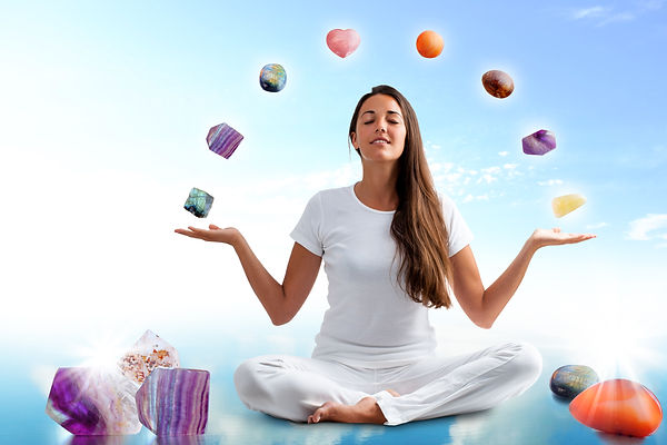 Chakra Balancing with Soulistic Wellness Healing