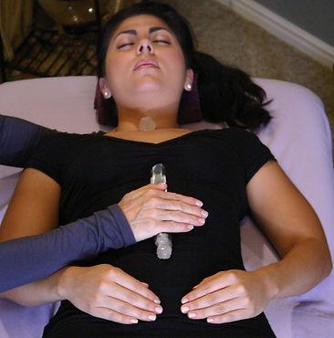 Crystal Chakra Balancing Therapy