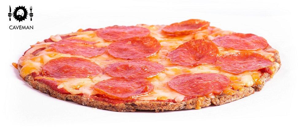 Keto Pepperoni Pizza 8inch