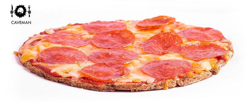 Keto Pepperoni Pizza (GF) 8inch (Frozen)