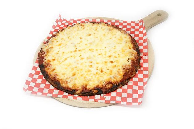 Keto Cheese Pizza (with Gluten) 8inch (Frozen)
