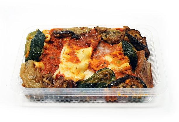 Keto Beef Lasagna (Frozen)