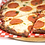 Thumbnail: Keto Pepperoni Pizza (with Vital Wheat Gluten) 8inch (Frozen)