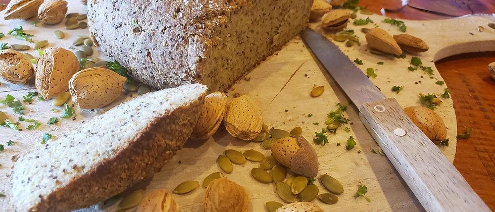 Keto Paleo Vegan Loaf