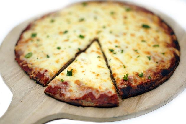 Keto Cheese Pizza (GF) 8inch (Frozen)