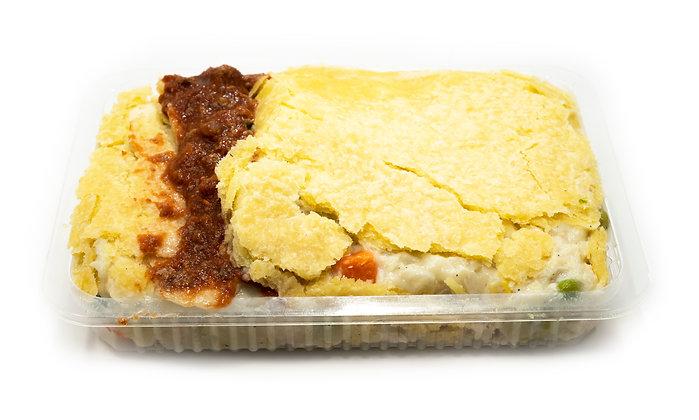 Keto Shepherd's Pie (Frozen)