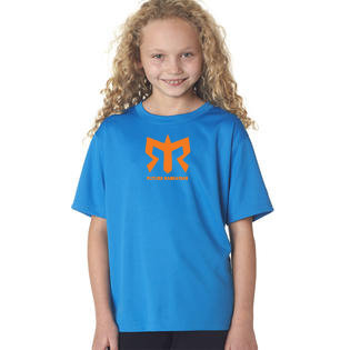 Saphire New Balance Dri Fit Tee
