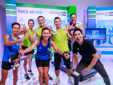 Race As One: Singapore Marathon 2020