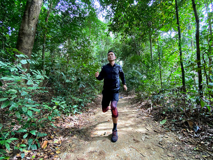 Run Anywhere with Under Armour