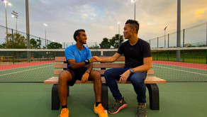 Shaheed Alam's Tennis Dream continues in Singapore Open ATP 250 Qualifiers