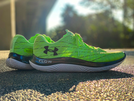 Run like the wind in Under Armour's Flow Velociti Wind