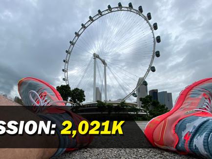 Mission: 2021K