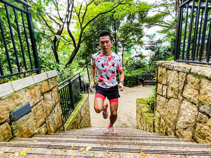 Conquering the Fort: Fort Canning Run 2020