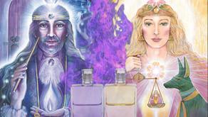 Podpora duhovnih mojstrov ob koncu leta