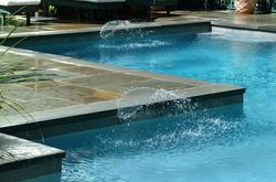 Fan Fountains