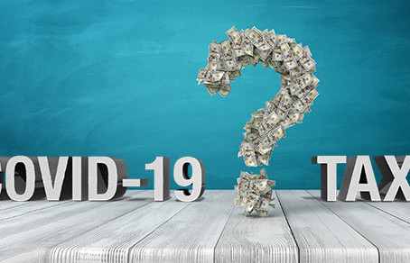 Do you have tax questions related to COVID-19? Here are some answers