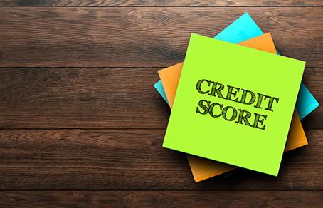 Be vigilant about your business credit score