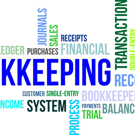 The Power of Good Bookkeeping...