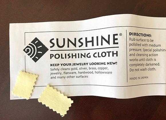 Reusable Tiny Polishing Cloth
