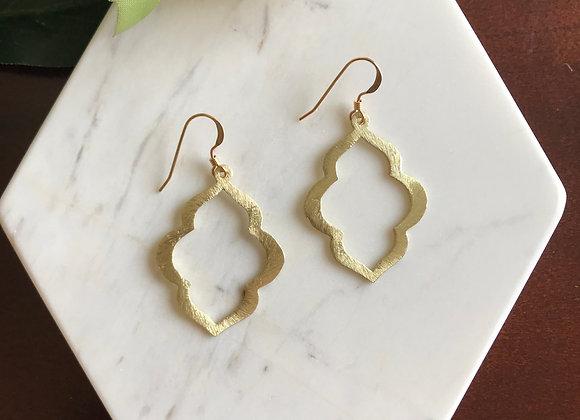 Jasmin Moroccan Earrings