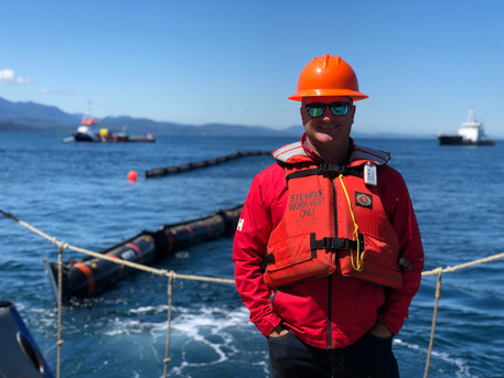 Oil Spill ISR Response