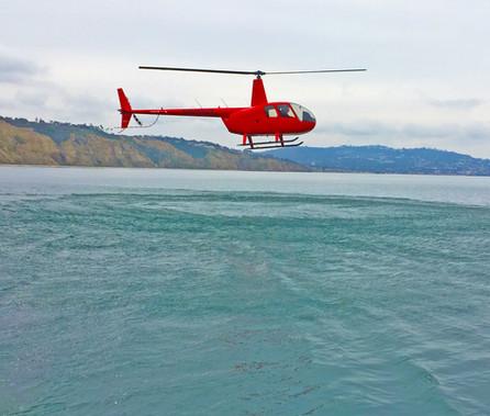 Airborne Oceanographic Support