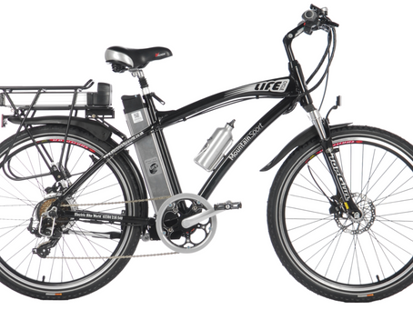Go further with this pre-owned bike
