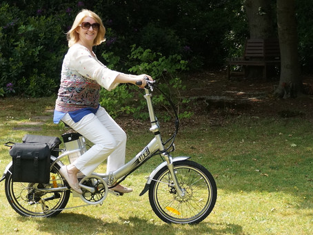Electric Bike World – The place for ladies electric bikes