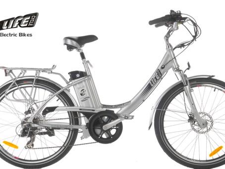 The new Alpine Sport electric bike