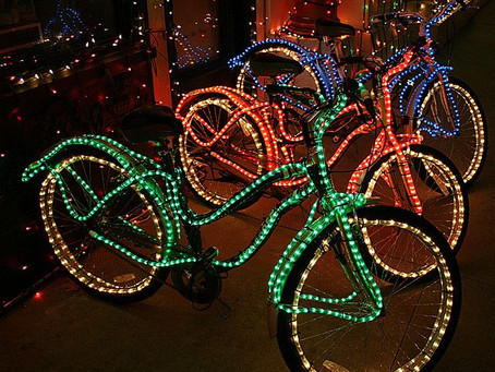 Why does an e-bike make a great Christmas gift?