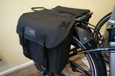 Small pannier