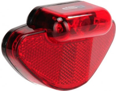 rear pannier light
