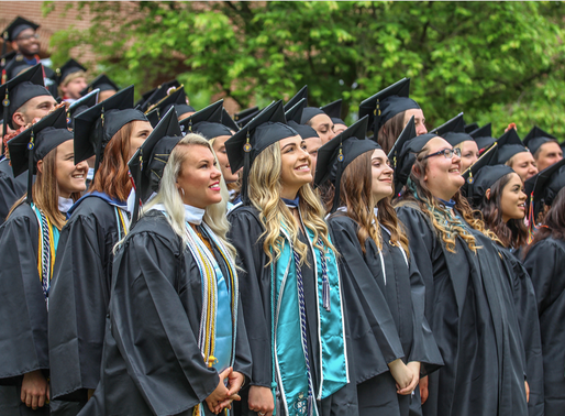 October commencement planned for class of 2020