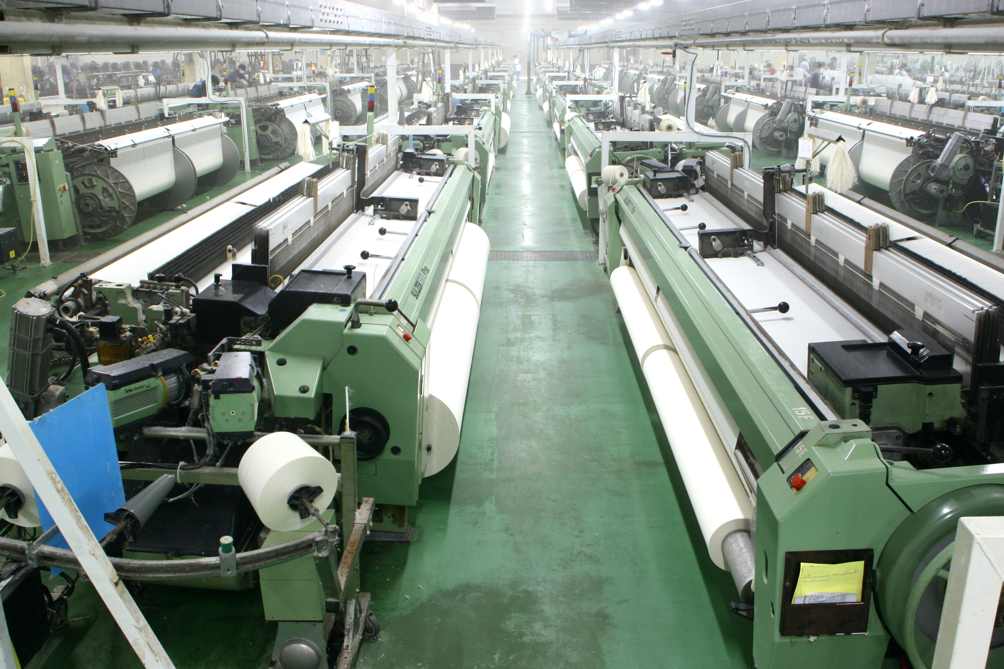 Sulzer Projectile Weaving Machines