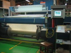 Benninger Warping Machine
