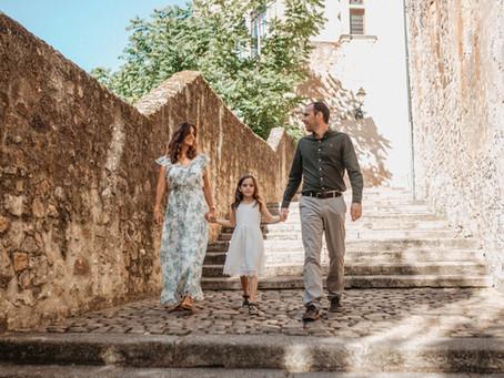 SÉANCE PHOTO EN FAMILLE // Promenade dans les ruelles du Vieux Mans