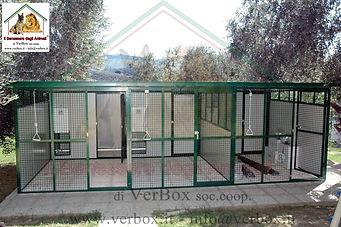 Verbox Box Per Cani Cucce Coibentate Box Per Animali A Camerano