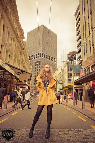 wellington fashion photographers