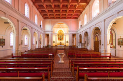 Sacred Heart Cathedral wedding