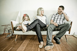Family Fun Portraits
